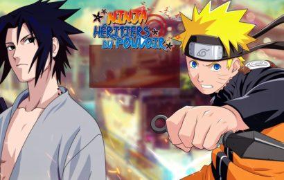 Jeu navigateur Naruto – Ninja :  Héritiers du pouvoir