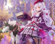 Jeu navigateur MMORPG Aura Kingdom