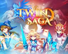 Jeu navigateur MMORPG Twin Saga