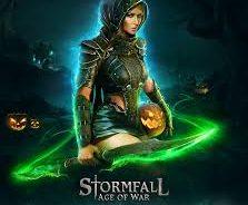 Jeu navigateur MMORPG Stormfall