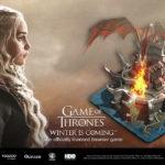 Jeu Navigateur MMORPG : Game of Thrones Winter is coming