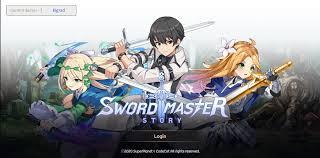 Jeu Navigateur MMORPG : Sword Masters